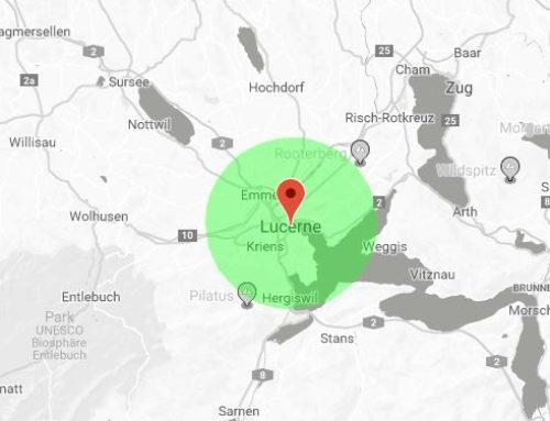 GESUCHT:Standort LUZERN: 39'800m2